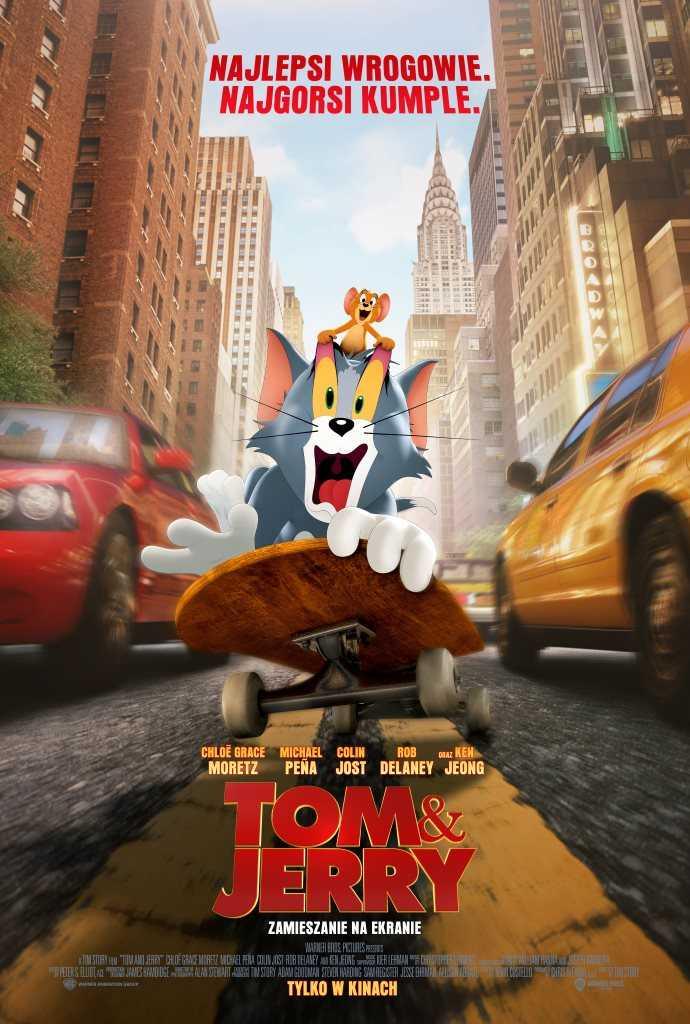 Gdzie oglądać online Tom i Jerry?