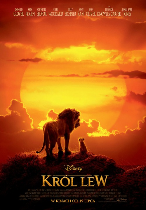 Król Lew 2019 Oglądaj Online
