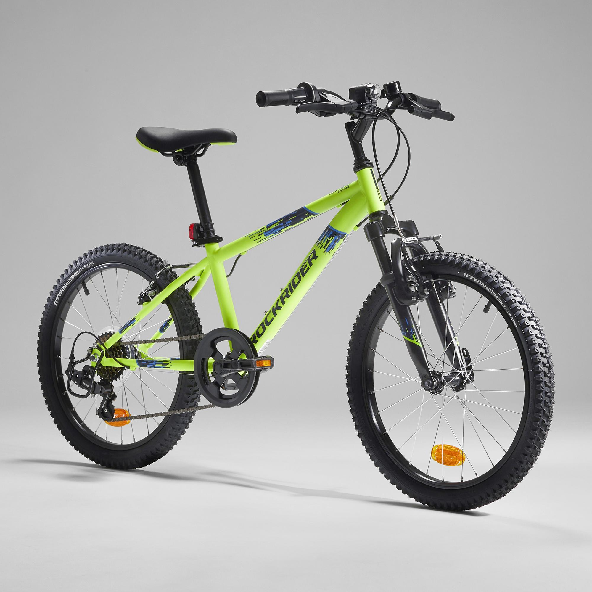 Dziecięcy rower górski z rabatem -80%!