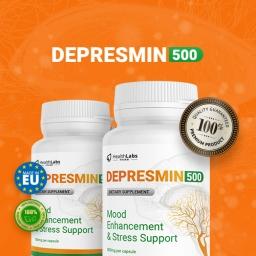 Depresmin - suplement diety do walki z depresją
