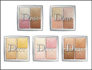 Szukasz najlepszej na rynku palety rozświetlaczy do twarzy? Dior Backstage Glow Face Palette