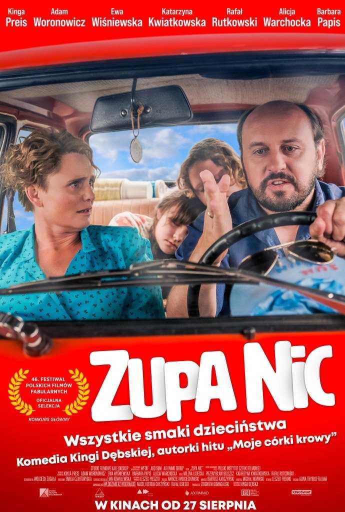 Gdzie oglądać online Zupa nic? Full HD